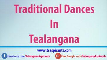 Telangana Dance forms