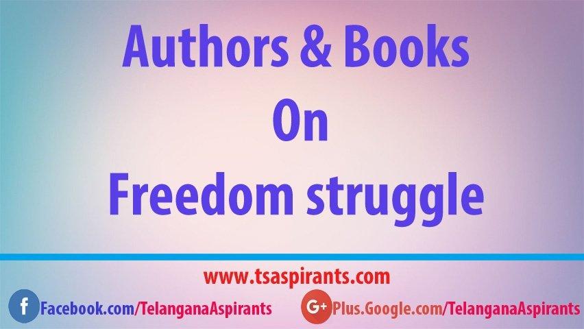 Books on India's Freedom struggle