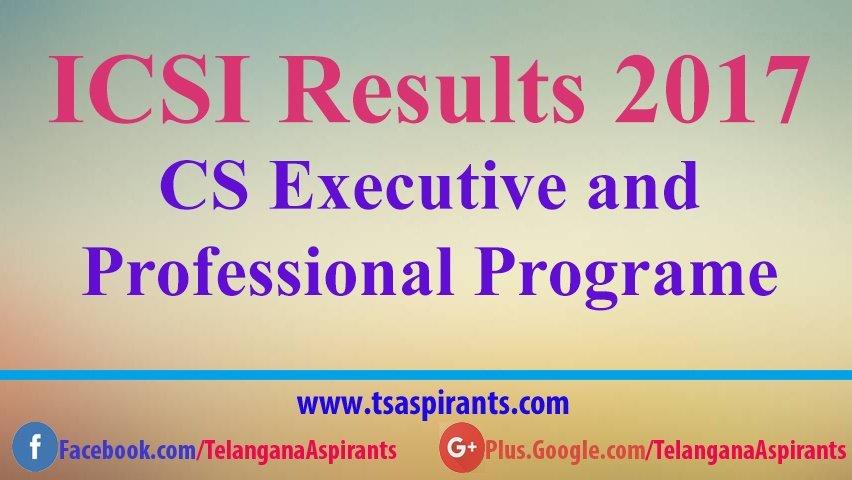 ICSI Results 2017
