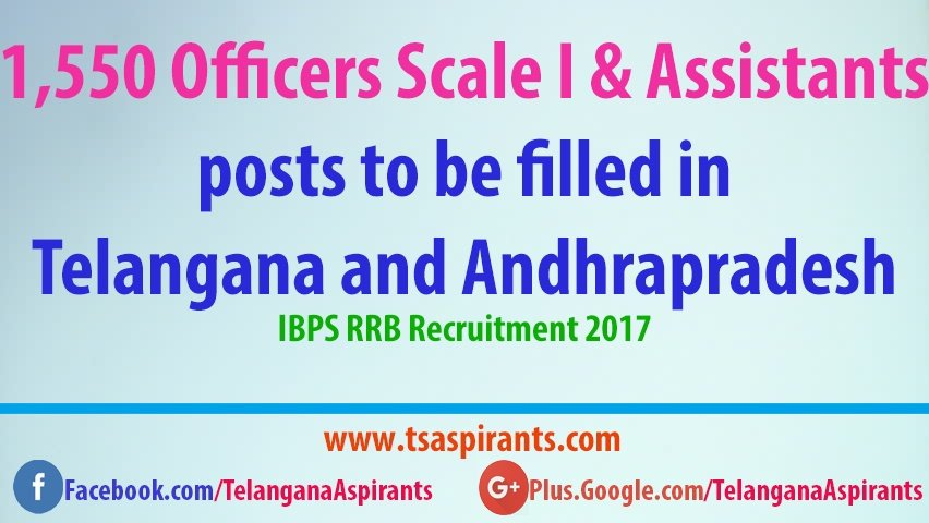 IBPS RRB Recruitment 2017